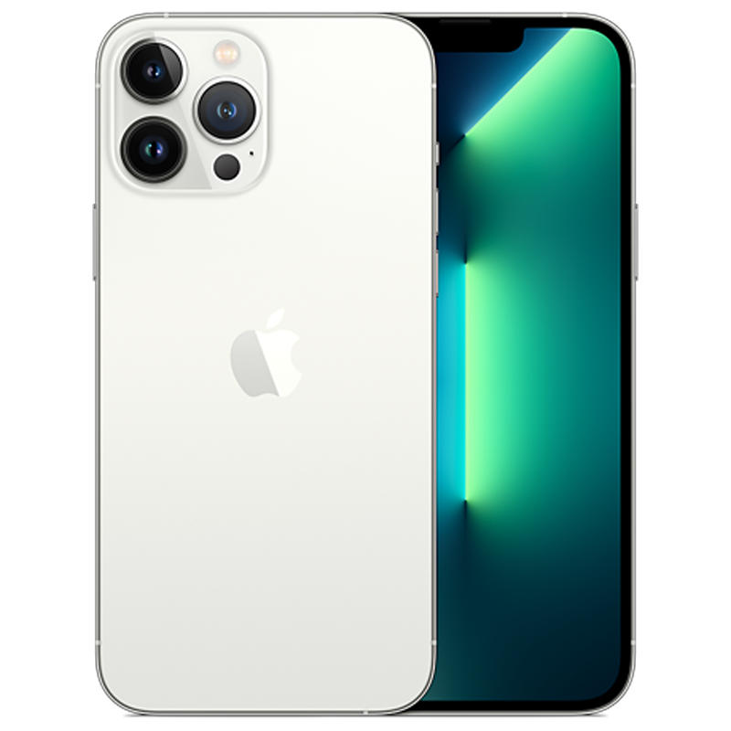 iphone 13 pro max plateado