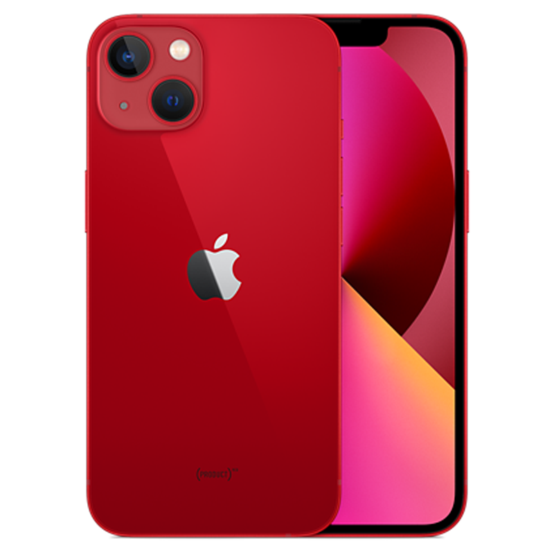 iphone 13 rojo red